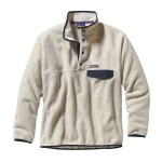 Men's Lightweight Synchilla® Snap-T® Fleece Pullover by Patagonia