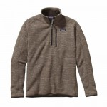 Men's Better Sweater® 1/4-Zip Fleece by Patagonia