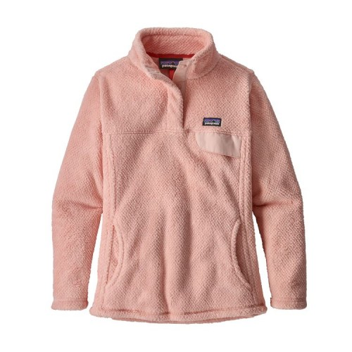 Patagonia Girls' Re-Tool Snap-T® Fleece Pullover