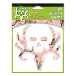 Bone Collector Pink Camo Decal