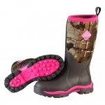 Women's Woody Pink Boots